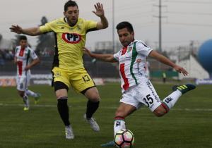 Palestino vs San Luis, Campeonato de transicion 2017.