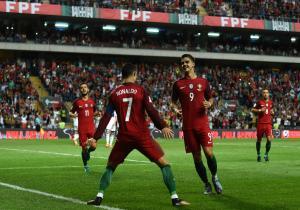 Portugal_IslasFeroe_Clasificatorias_Europa_2017_Cristiano_Getty_2