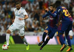 RealMadrid_Barcelona_Supercopa_Benzema_Pique_Umtiti_2017_Getty