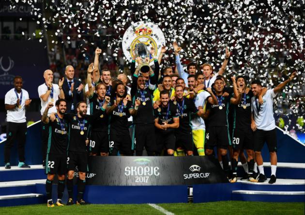 Real Madrid comanda el 11 ideal de 2017 de 'L'Équipe'