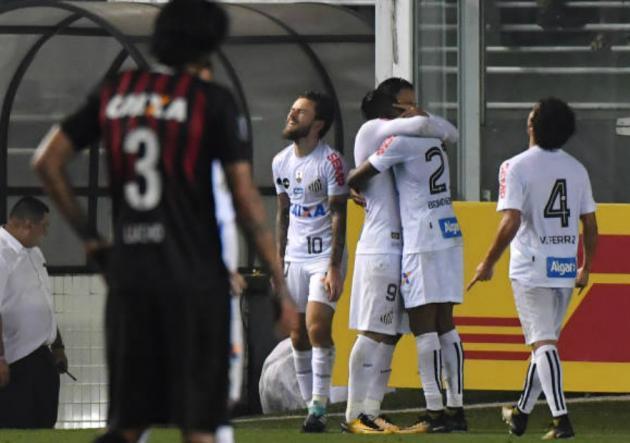 Santos_Paranaense_Libertadores_2017