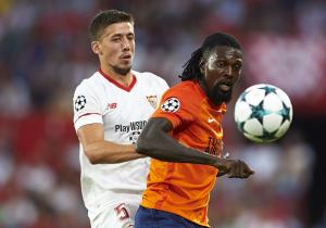 Sevilla FC v Istanbul Basaksehir F.K. - UEFA Champions League Qualifying Play-Offs Round: Second Leg