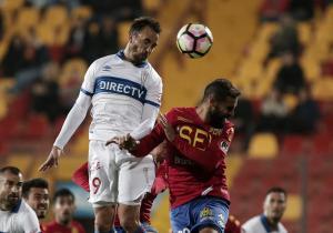 Union Espanola vs Universidad Catolica, campeonato Transicion 2017