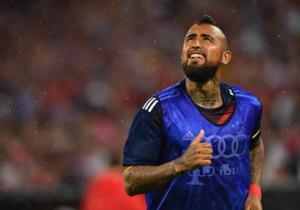 Vidal_amistoso_Bayern_Liverpool_2017_Getty