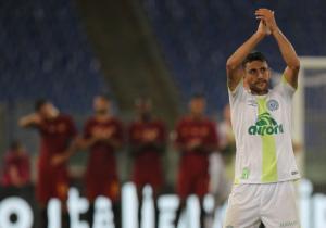 AS Roma v Chapecoense - Friendly Match (1)