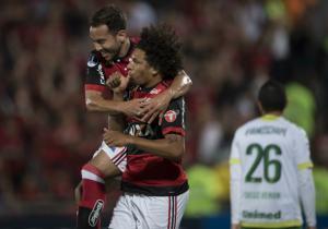 Flamengo_Chapecoense_Sudamericana_Getty