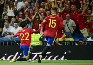 Isco_celebra_gol_Espana_Getty_2017