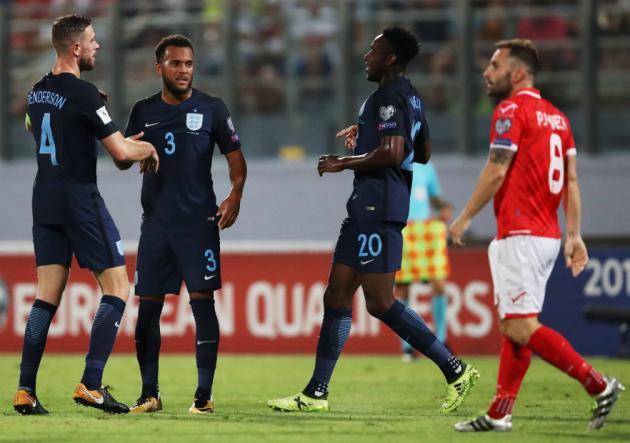 Inglaterra afianza liderato en eliminatorias mundialistas de fútbol