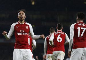 Arsenal_Everton_Aubameyang_celebra_Premier_2018_Getty_2