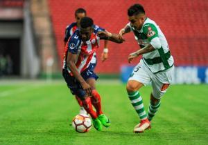 EstudiantesMerida_Temuco_Sudamericana_Getty_1