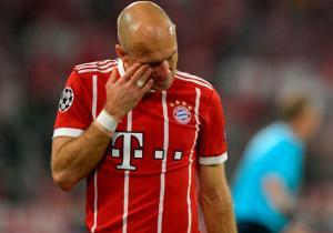 Robben_lesion_Bayern_RealMadrid_Champions_2018_getty