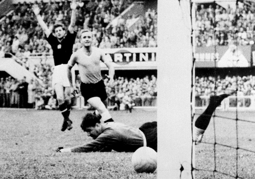 Hungría_Mundial_Suiza_1954_Uruguay_Getty