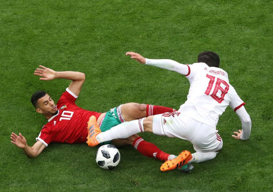Marruecos_Iran_Mundial_2018_getty_2