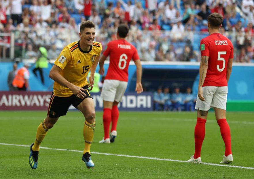 Bélgica_Inglaterra_Meunier_celebra_Mundial_Rusia_2018_Getty