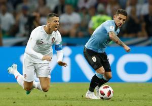 Uruguay_Portugal_Cristiano_Torreira_Mundial_Rusia_2018_Getty