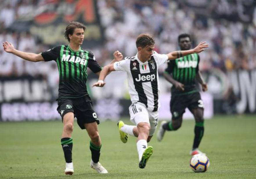 U00bb Cristiano Ronaldo Lider U00f3 Triunfo De Juventus Ante Sassuolo