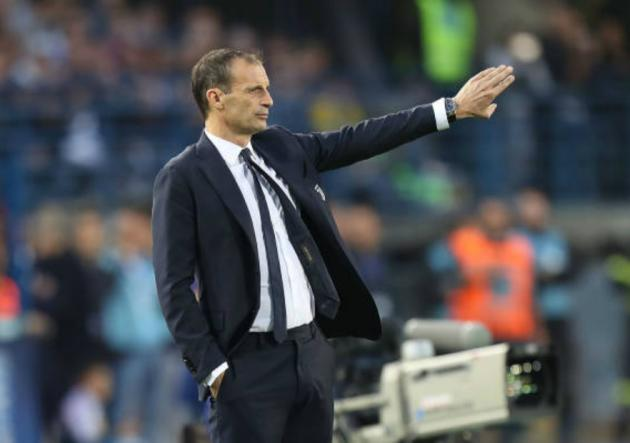 Allegri_Juventus_2018_Getty