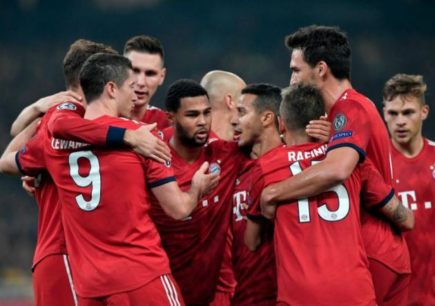 Bayern Munich conquistó Atenas y alejó su crisis también en Champions