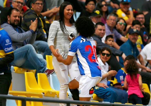 Antofagasta pierde a Eduard Bello por lo que resta de Campeonato