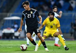 Dybala_Argentina_Irak_2018_amistoso