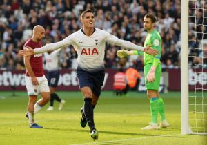 Lamela_gol_WestHam_Tottenham_2018_getty