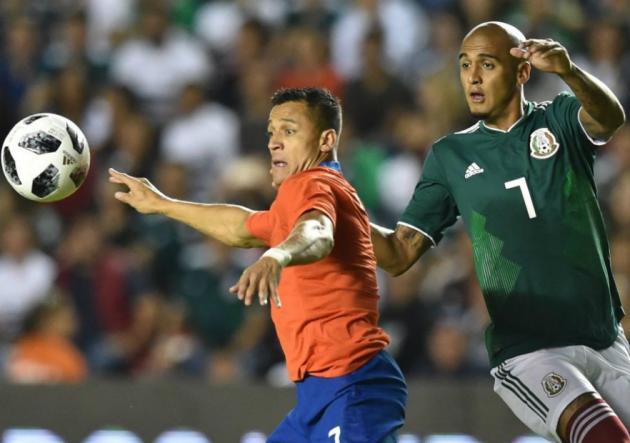 Mexico_Chile_Amistoso_Alexis_Jimenez_Getty