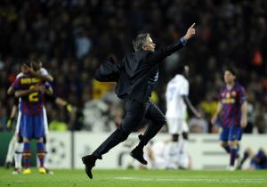 Mourinho_Celebra_Inter_Barcelona_Champions_2010_Getty