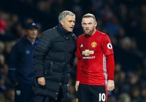 Rooney_Mourinho_Hablan_Manchester_Getty