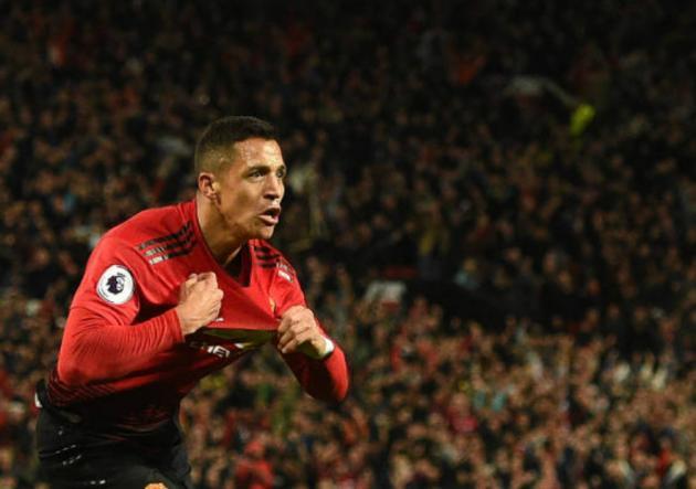 Alexis Sánchez y la épica dieron aire a Mourinho