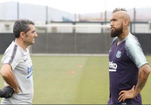 Valverde_conversa_Vidal_Barcelona_2018