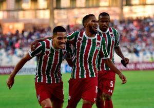 Antofagasta_Fluminense_Festejo_Sudamericana_Getty