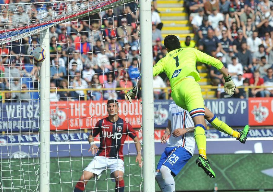 Pulgar_gol_Bologna_Sampdoria_2019_getty