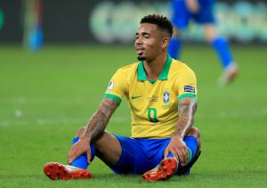 Brasil_Paraguay_CopaAmerica_GabrielJesus_Sentado_Getty