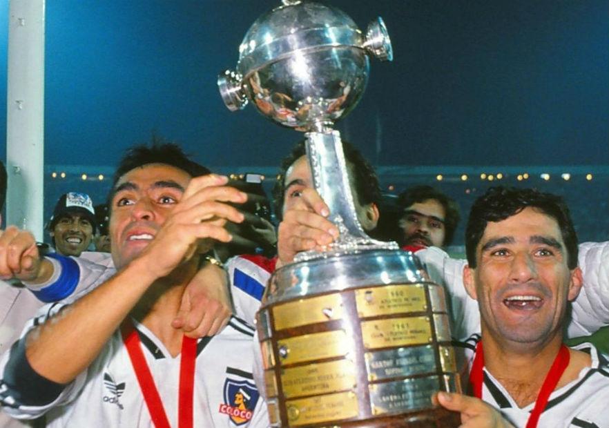 ColoColo_campeon_CopaLibertadores_1991