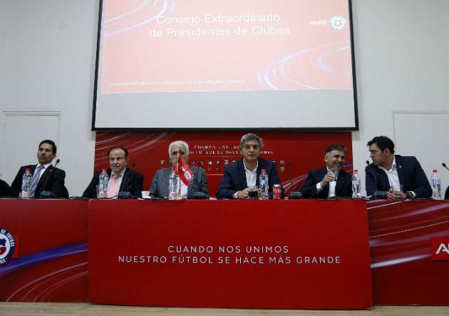 consejo_presidentes_extraordinario_anfp_noviembre_2019_agenciauno