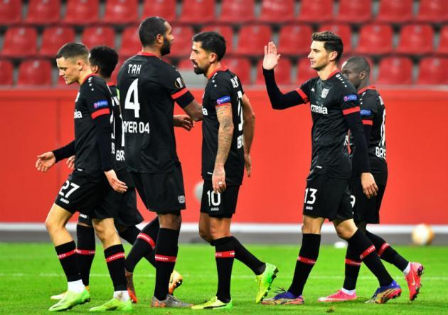 Leverkusen goleó a Beer Sheva y se mantiene firme en Europa » Prensafútbol