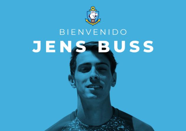 Se acabó la novela: Jens Buss es nuevo jugador de Antofagasta