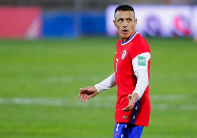 AlexisSanchez SeleccionChilena Clasificatorias junio 2021 AgenciaUno   Últimas Noticias Futbol Mundial