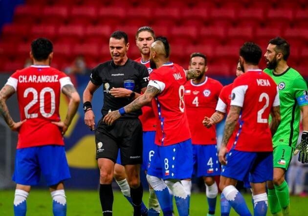 seleccion chilena reclamos copa america 2021 au | Últimas Noticias Futbol Mundial