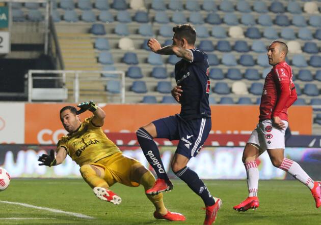 Larrivey gol a Nublense fecha 13 Campeonato Nacional   Últimas Noticias Futbol Mundial