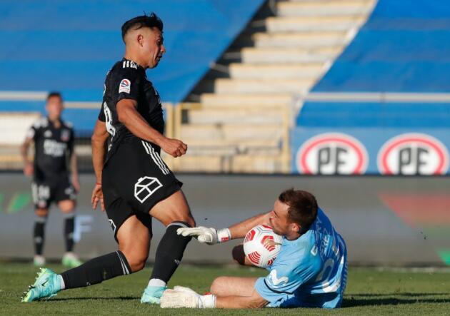 Morales PerezUCatolica ColoColo clasico julio 2021 agencia1 | Últimas Noticias Futbol Mundial