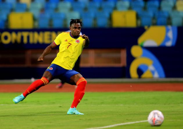 Duvan Zapata COlombia 2021 | Últimas Noticias Futbol Mundial