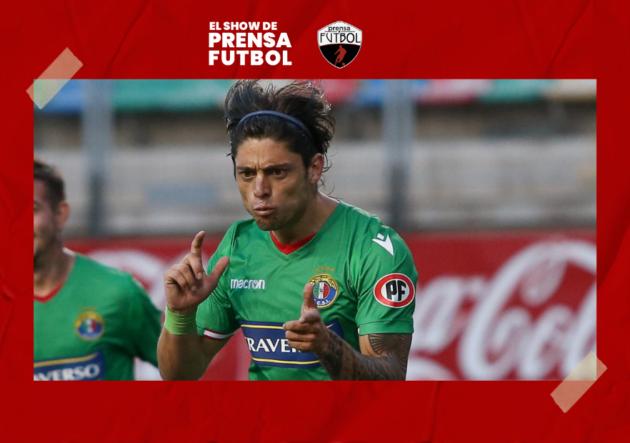JoaquinMontecinos ElShowdePrensafutbol   Últimas Noticias Futbol Mundial