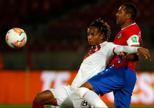 Andre Carrilo Peru2021 septiembre   Últimas Noticias Futbol Mundial