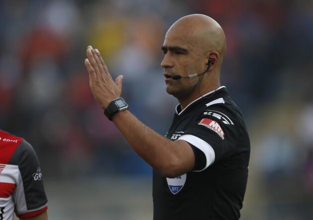 osorio arbitro chile 2017 imago   Últimas Noticias Futbol Mundial
